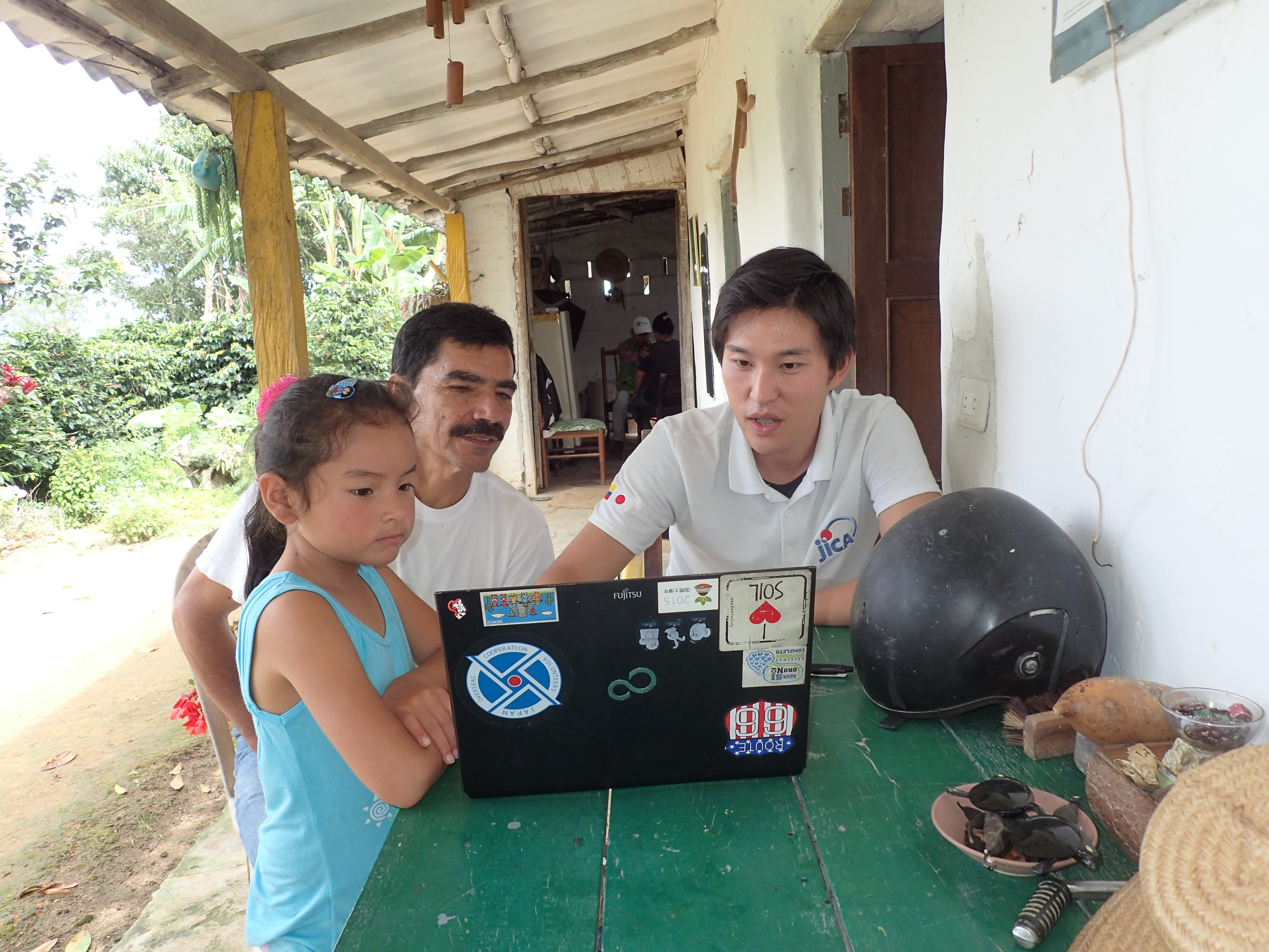 コロンビア人と働くときに知っておきたいこと  青年海外協力隊
