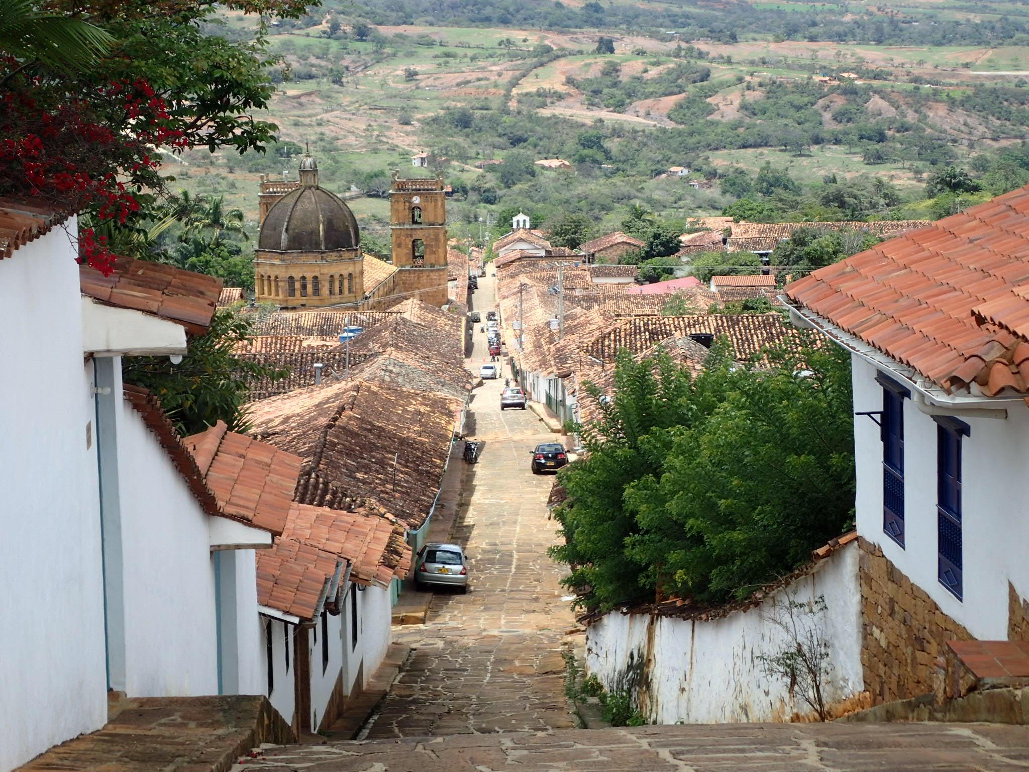 写真で行ってみるコロンビアで最も美しい街のひとつ:バリチャラ Barichara 【147枚】