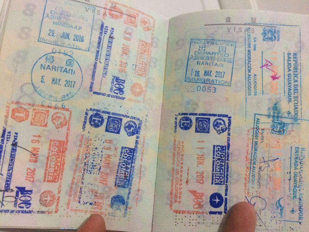 任国外旅行制度と噂の不祥事:勝手に任国外旅行に行くアホがいる?