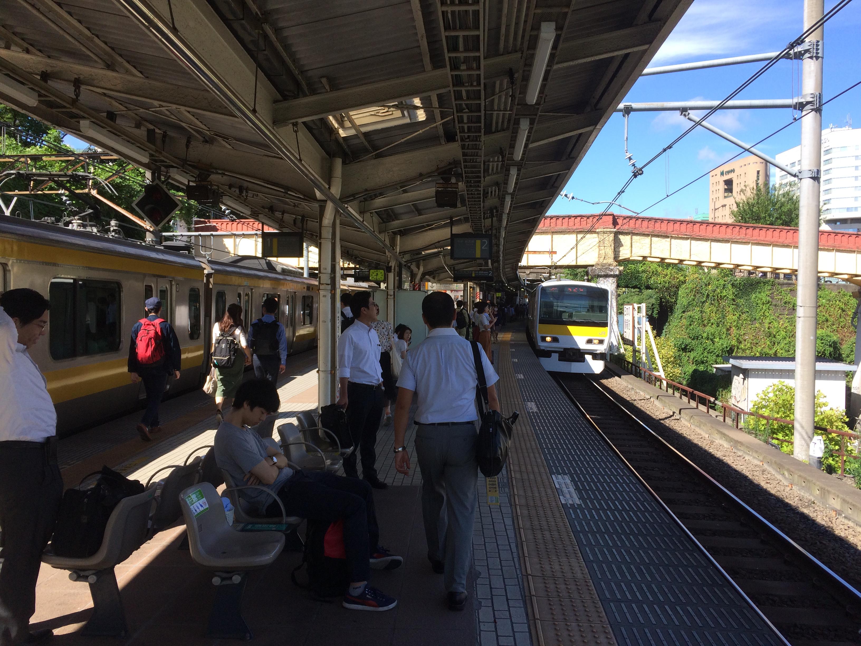 Japón, mucho calor!! entrando a verano【Español】