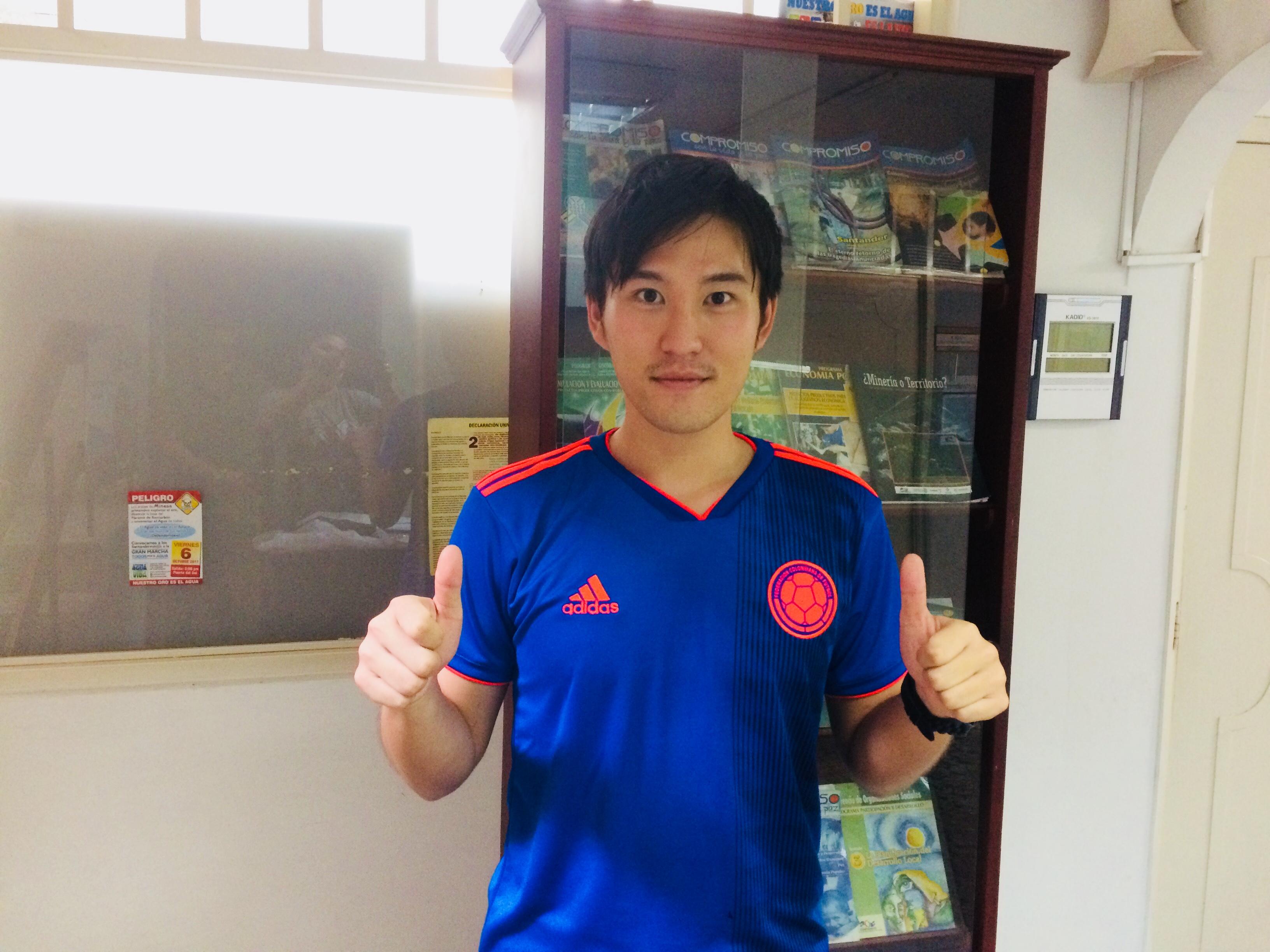現地コロンビア人の日本代表に対する前評判は高い?【サッカー ロシアワールドカップ】