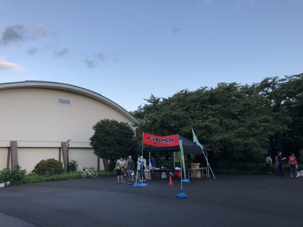 前橋ミニトライアスロン2018でトライアスロンデビューしました!!