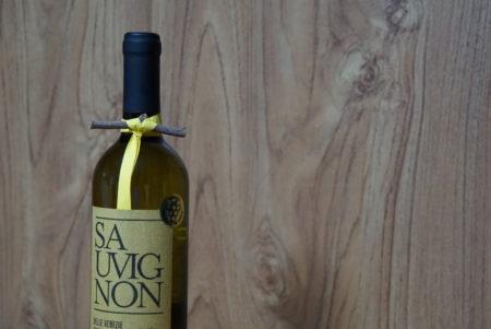 【魅力的な戦略】黄色いドレスを着たイタリアン女性に魅せられて、ワインを買ってしまう