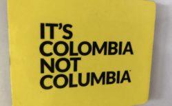 コロンビアを大量写真とともに紹介し始めます!!画像をたくさん公開する上での注意点