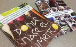 【野菜隊員の最終成果品見れます】協力隊時代のコロンビア配属先で、僕が書いた2冊の本(計65ページ)がアップされていた