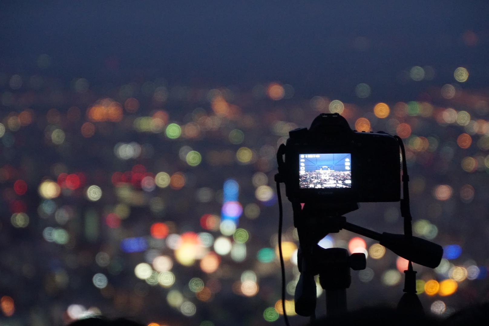 """【photos】札幌の新日本三大夜景が""""人工物""""の綺麗さを教えてくれた"""