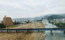 台風19号被害:【空撮映像で】福島県、特に中通りの実情を知ってほしい