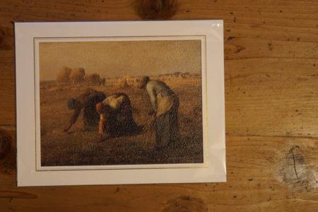 【芸術を嗜む】写実の絵画を見て、当時を知ることが好きだ『ミレー:落ち穂拾い』