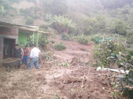 コロンビアで勤務していたNGOに数十万円寄付【災害被害】