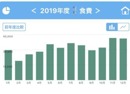 1年間家計簿をつけると、抑えるべき支出が見えてくる【食費月3万円】